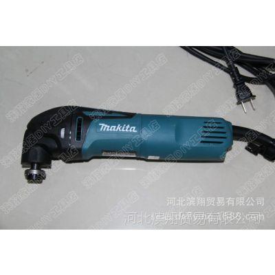 正品牧田多功能砂光打磨机TM3000C可切割金属打磨木板切角抛光