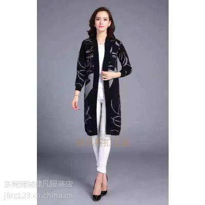 冬季时尚新款女士羽绒服、貂绒大衣、双面呢大衣外套批发