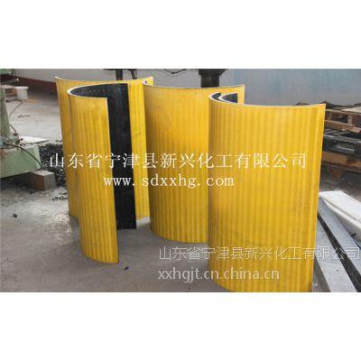 东莞污水处理厂专用耐腐蚀聚乙烯螺旋输送机内衬