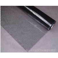 PVC防静电网格薄膜/抗静电膜/无尘车间专用/隔断膜