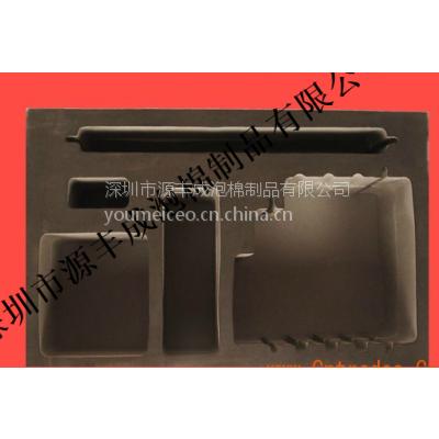 eva材料镂铣包装材料EVA雕刻异型盒