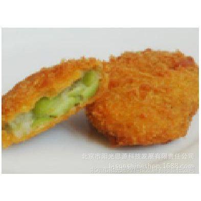 毛豆土豆饼/土豆饼/薯饼/可乐饼/出口品质/厂家直销