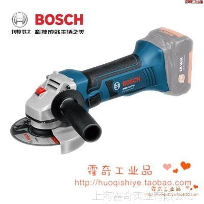 bosch原装博世充电式角磨机GWS18V-LI电动工具角向磨光机切割机