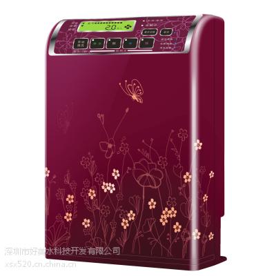 深圳市好美水HML-631E智能富氢水机清除体内自由基延缓衰老精美时尚印花外壳多功能液晶显示十大排名