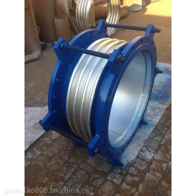 供应贵州消防管道不锈钢波纹补偿器DN350顺通牌耐高压膨胀节价格