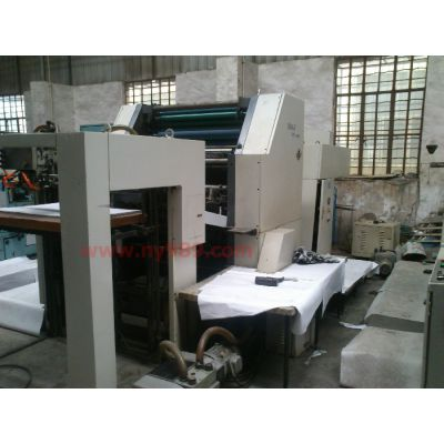 供应10年二手河南新机 YP1A1H对开单色平版印刷机
