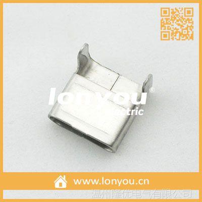 L型不锈钢扎扣/打包扣16.0X0.80MM