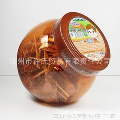 【老先森】日本不二家棒棒60支桶装  乳酸牛奶 果味 348g/375g