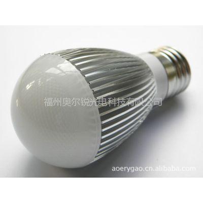 供应奥尔科技,LED专家,高性能 3W LED 灯泡 节能灯 球泡灯 HB3008