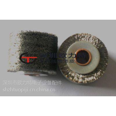 供应钢丝剥漆轮|钢丝脱漆轮|剥漆钢丝轮|剥漆皮轮|漆包线剥线轮