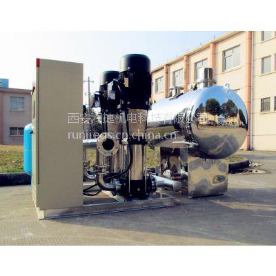 山丹高质量全自动恒压供水设备 山丹增压生活供水设备小型供水浇灌设备 RJ-K65