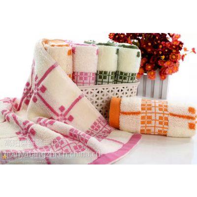 【纤雅纺织】地摊毛巾尾货库存批发|便宜纯棉促销礼品毛巾