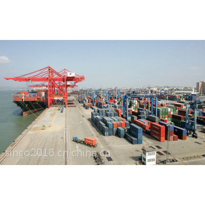 上海到马来西亚雪兰莪(俄)州Selangor巴生港国际EPC工程项目物流、对外承包工程物资运输
