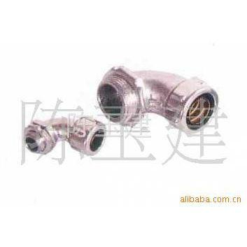 供应D96-8-90包装金属软管接头