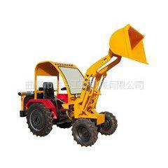 供应直销圣贝ZL04小型装载机 铲运上料机械 单缸22马力发动机 全液压转向