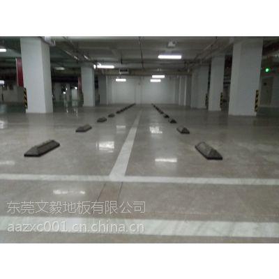 郴州市地下车库翻新---郴州市停车场旧地面翻新---地面保质20年