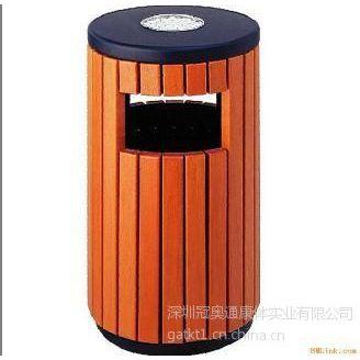 供应深圳木质垃圾桶厂家,木质垃圾箱批发