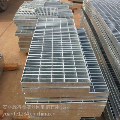 源特厂家销售热浸锌钢格栅板 质量保证 欢迎订购