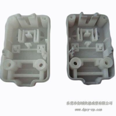 东莞塑胶手板厂专业SLA快速成型电源外壳手板模型