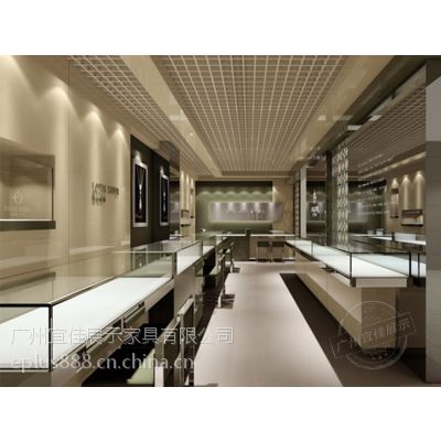 广州化妆品展柜制作厂家为您提供高档化妆品展示柜