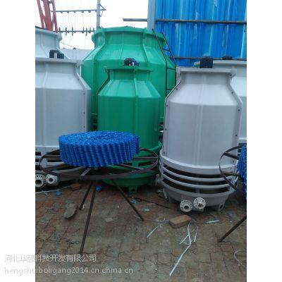 华强DBLN-50吨玻璃钢逆流低噪声冷却塔厂价格