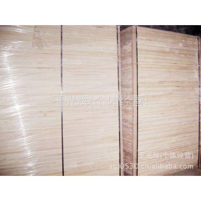 供应我公司主要生产桐木家具板  桐木拼板