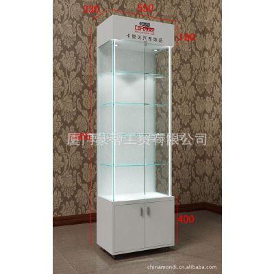 供应饰品展示柜 精品柜 玻璃柜 厦门展柜