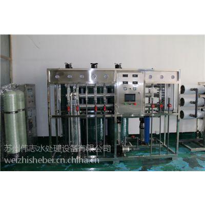 眼镜清洁用高纯水处理设备,镇江高纯水设备公司