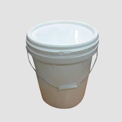 山东20升有机肥料包装桶 山东20kg油墨塑料桶 20公斤防水涂料桶价格