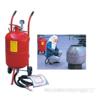 特价促销小型手动喷砂机 环保节能自动回砂喷沙机