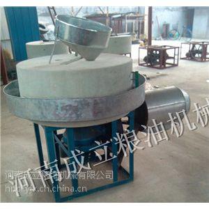 山东石磨磨粉机机厂、石磨面粉机改装结构图