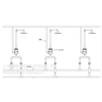 供应企业宿舍节水器 热水控制设备
