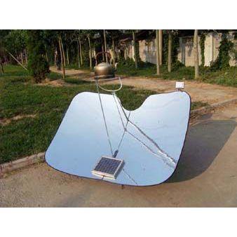 供应自动跟踪式聚光太阳灶