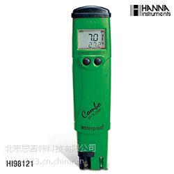 @@ 哈纳仪器专卖/防水型pH/ORP/温度笔式测定仪 型号:HI98121 **