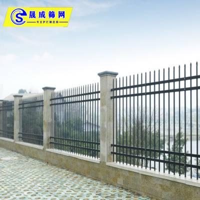 供应海南市政隔离栏/万宁热镀锌栅栏价格/三亚旅游区围墙隔离护栏定做 金属围栏