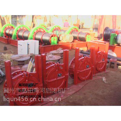 2.5米*2米铸铁闸供应海河牌 墙管式闸门价格