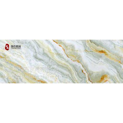 大理石_国宝级纯天然大理石_大理石面板_【大好河川】珑石家具限量发售