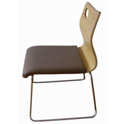 广东快餐椅子,奶茶店餐椅,麦当劳钢木椅