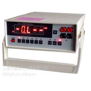 微欧计 PC9A-2型数字微欧计 上海欧策