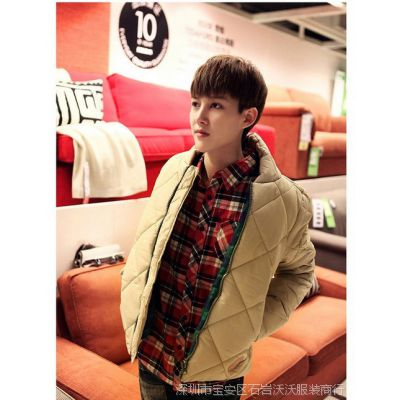 冬款外套韩式风衣男式卫衣男装潮流大衣 个性男装外套卫衣林弯弯