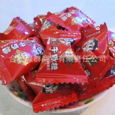 零食批发休闲食品旺仔牛奶糖 袋装 婚庆喜糖 糖果