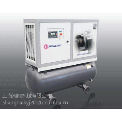 上海神龙螺杆空压机品牌|上海神龙螺杆空压机厂家参数
