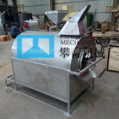 花生芝麻大小型炒货机全自动温控炒锅机