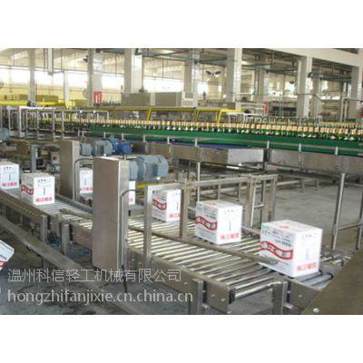 供应易拉罐啤酒生产线设备(玻璃瓶啤酒加工设备)-温州科信轻工机械有限公司(郑州供应)