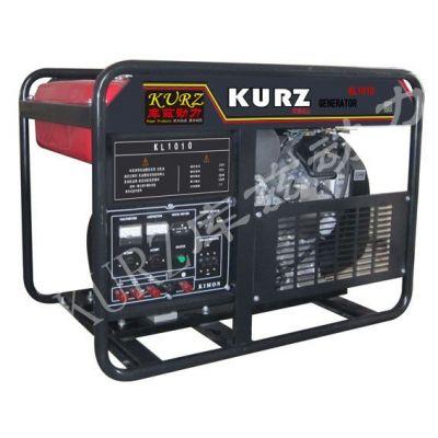 供应高品质柴油发电机10KW科勒柴油发电机厂家报价KL1010