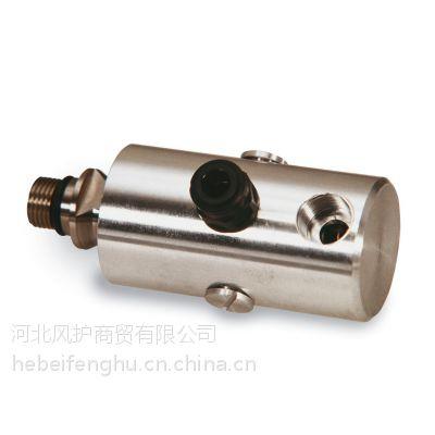 Rotoflux进口旋转接头高速冷却液空气干运转应用