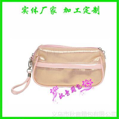 【厂家定做】女式中长款钱包 糖果色零钱包 手拿钱包 专柜赠品