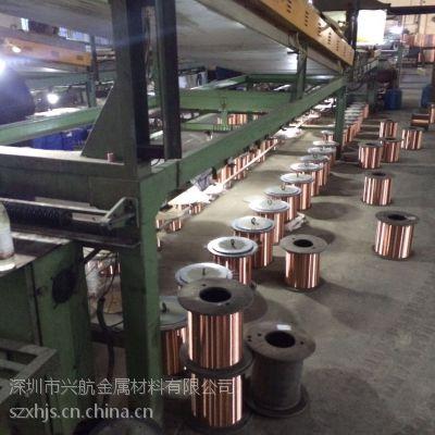 深圳0.03mm黄铜丝 兴航进口0.02mm磷铜丝