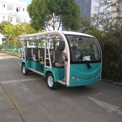 大理古城23座敞开式电动观光车