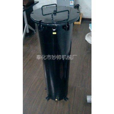 供应浙江汽车大型储气罐